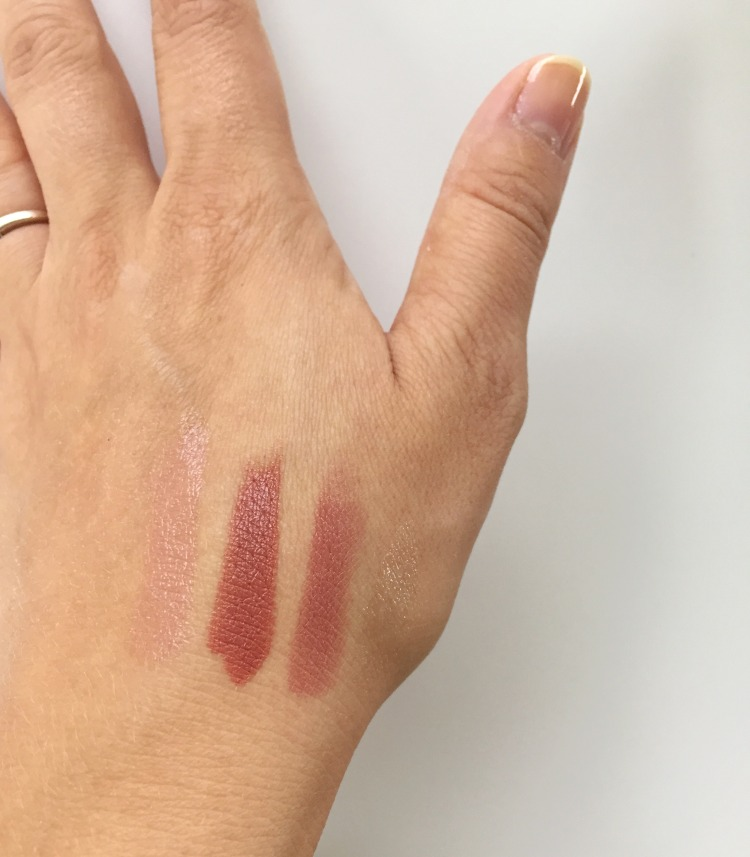 saralongenecker_lipstick swatches