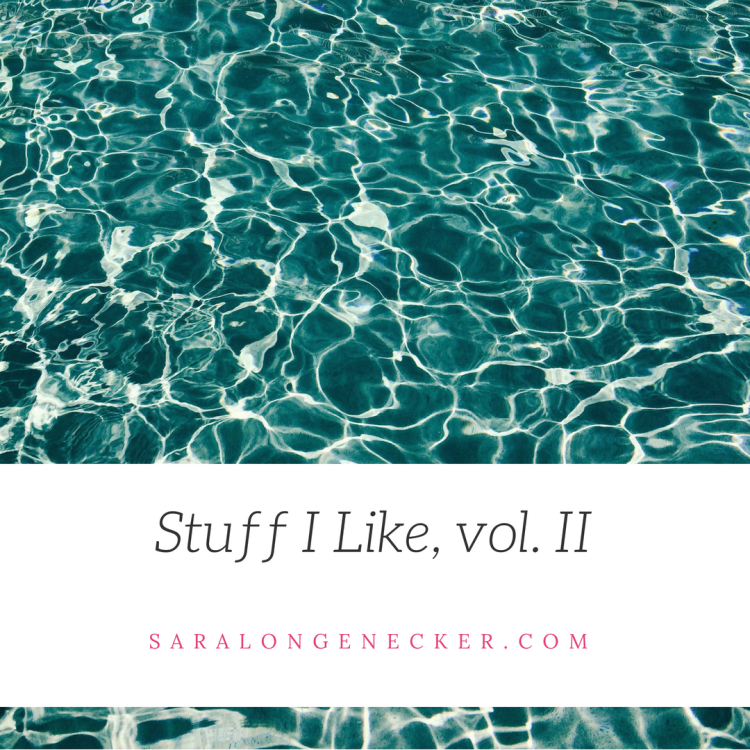 stuff i like vol ii