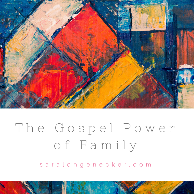gospel power of family