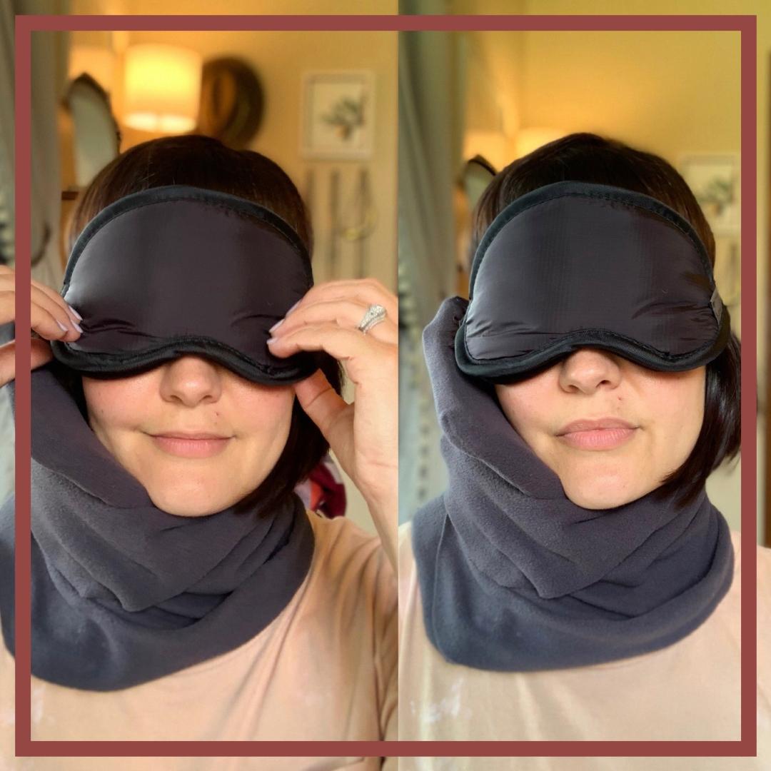 sara longenecker blog neck pillow