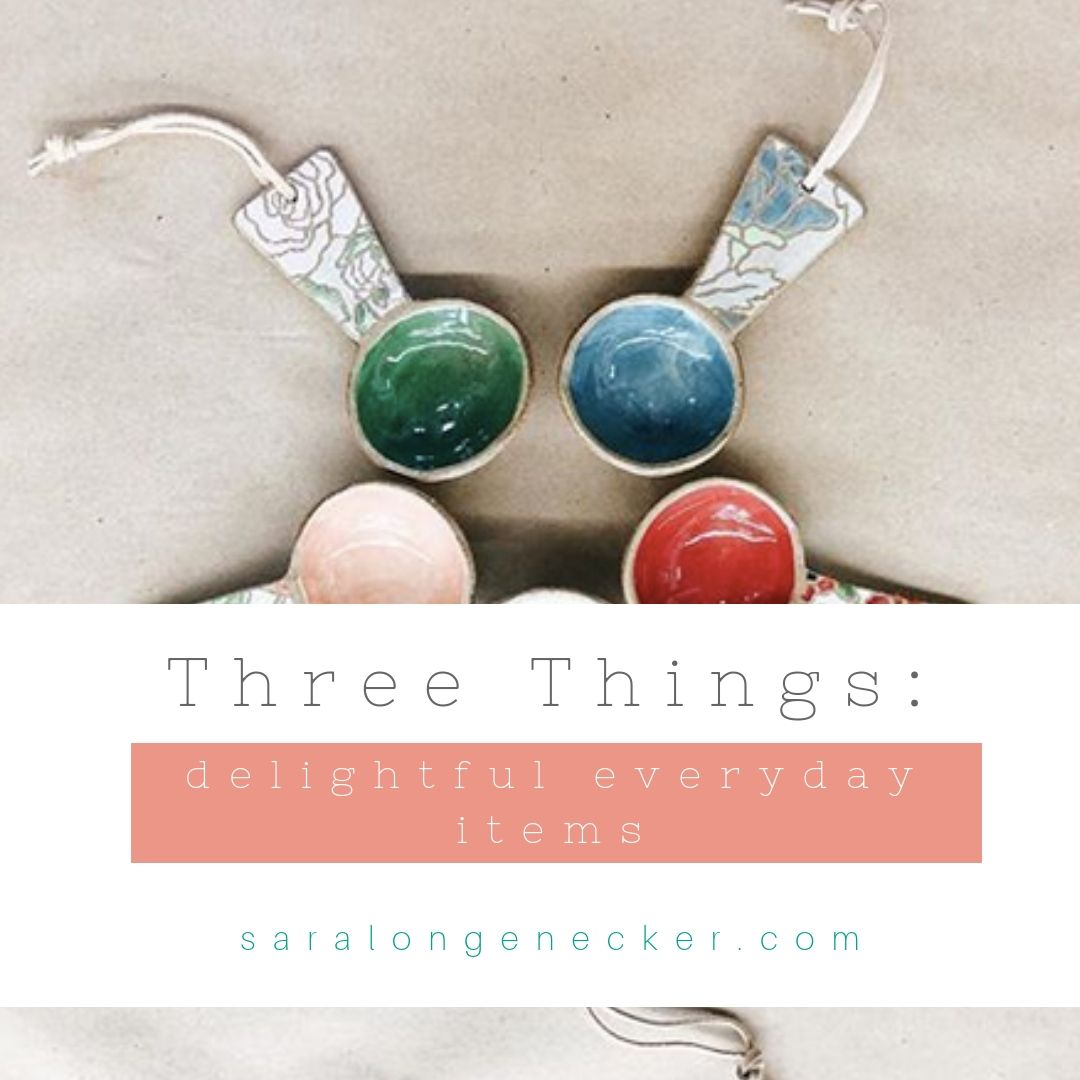 three things everyday items