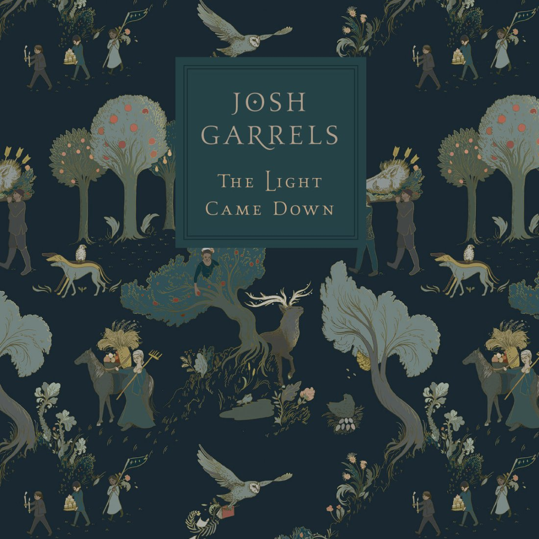 josh garrels _ light came down