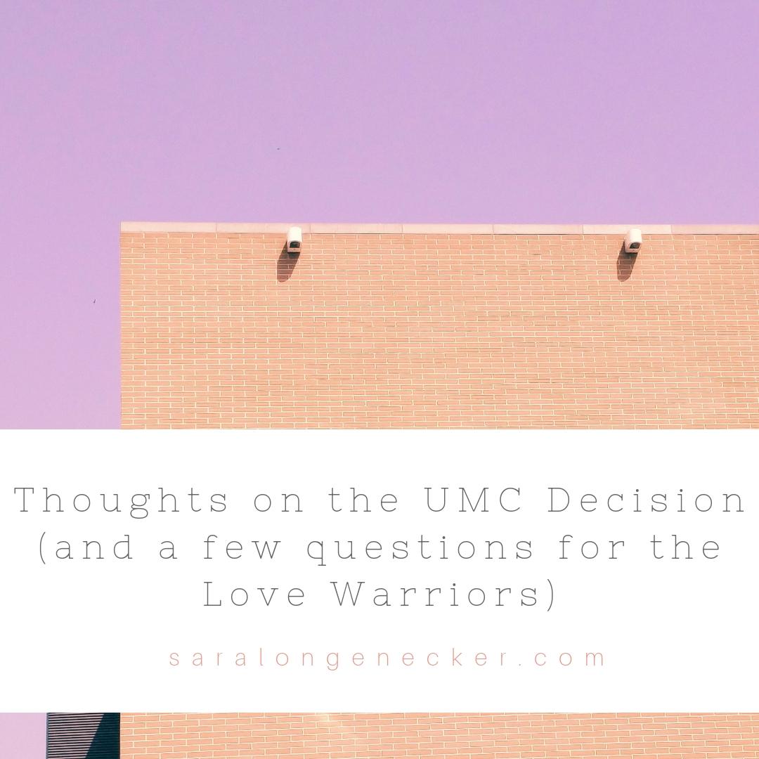 umc decision