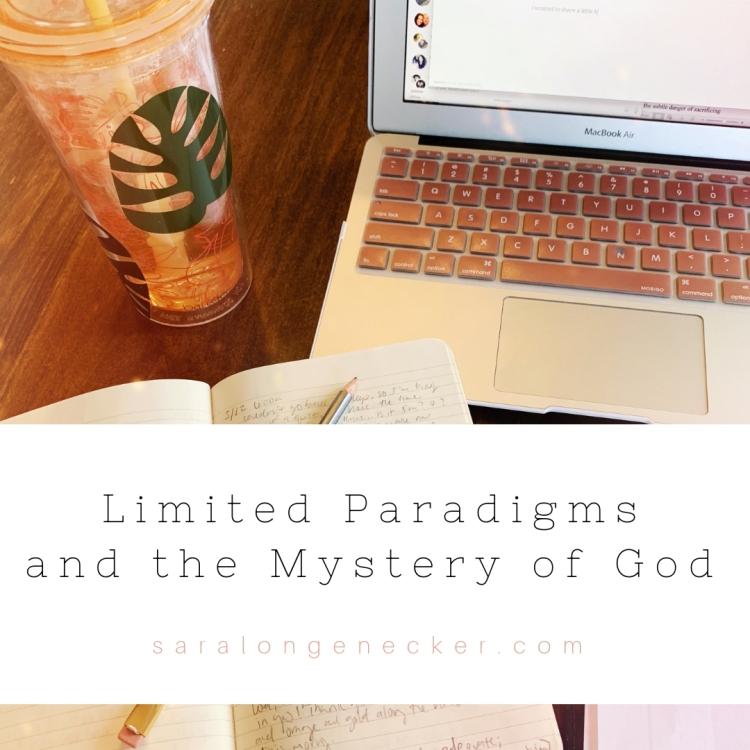 mystery of God