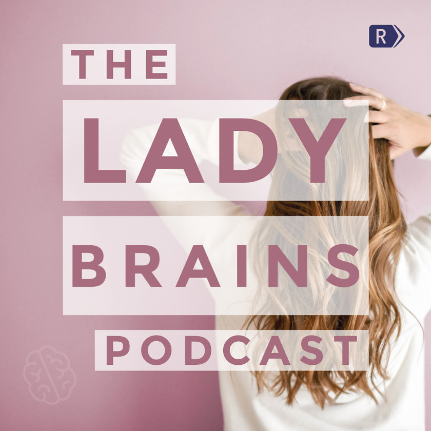 lady brains pod