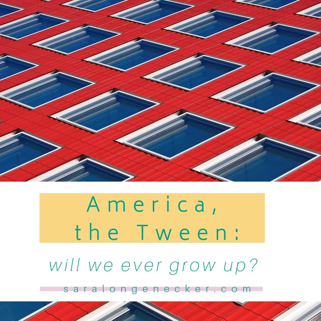 america the tween