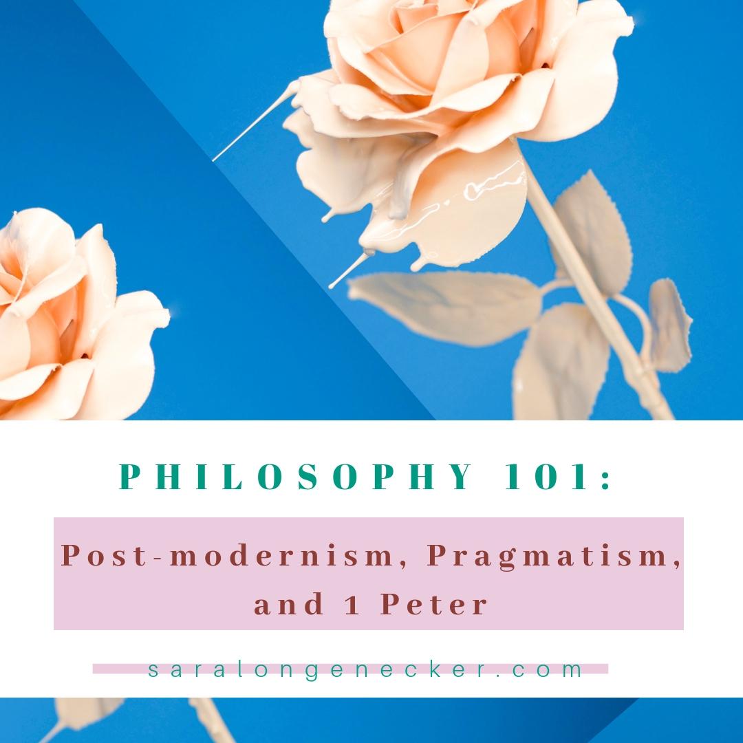philosophy 101