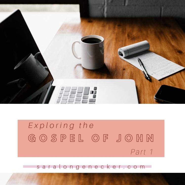 gospel of john_ part 1